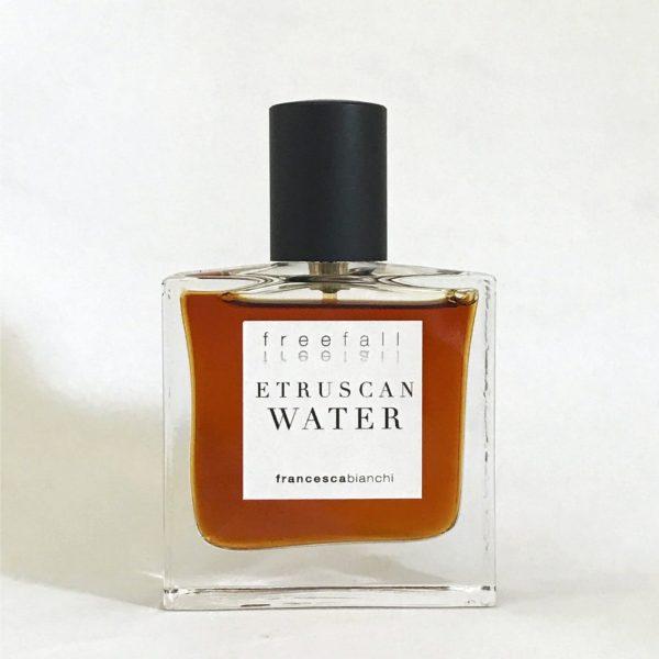 Etruscan Water perfume 30 ml Francesca Bianchi Perfumes